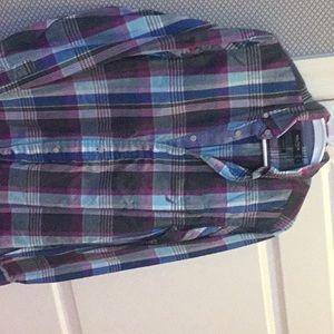 Nautica class fit shirt size small